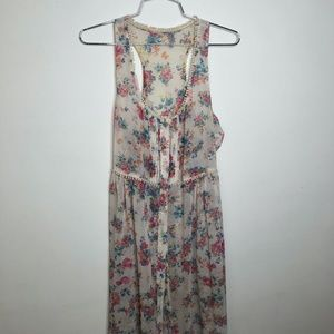 Forever 21 Floral Print Dress Size Small